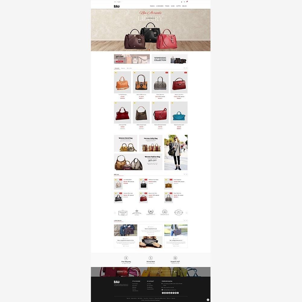 theme - Мода и обувь - Bag Store - 4