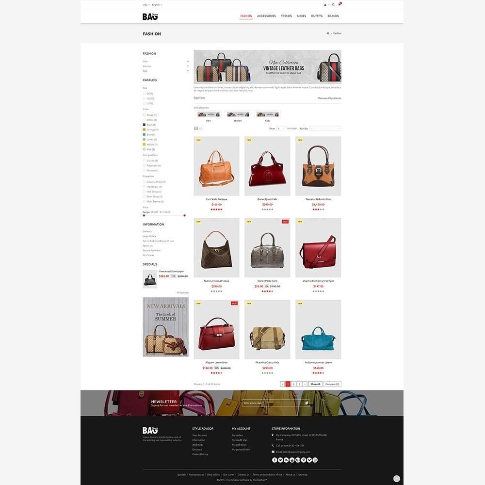 theme - Moda & Calçados - Bag Store - 5