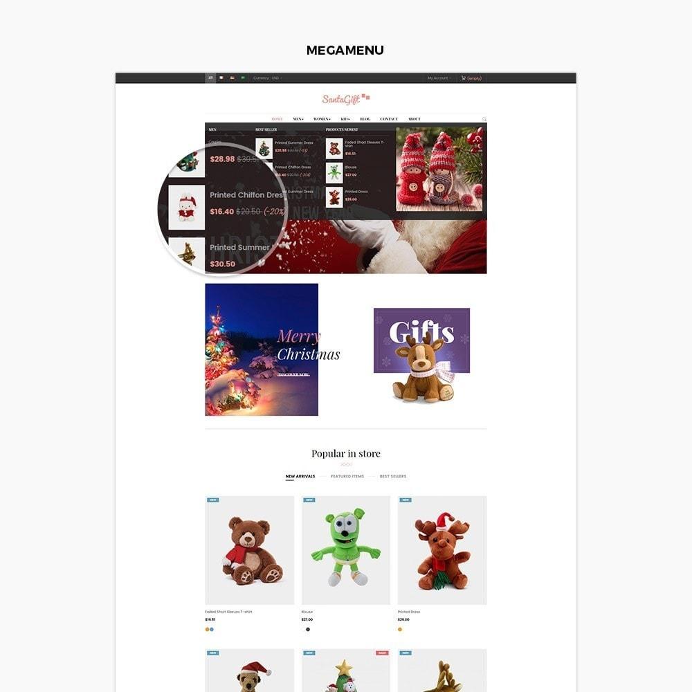 theme - Prezenty, Kwiaty & Uroczystości - Ap Santa Gift - 2
