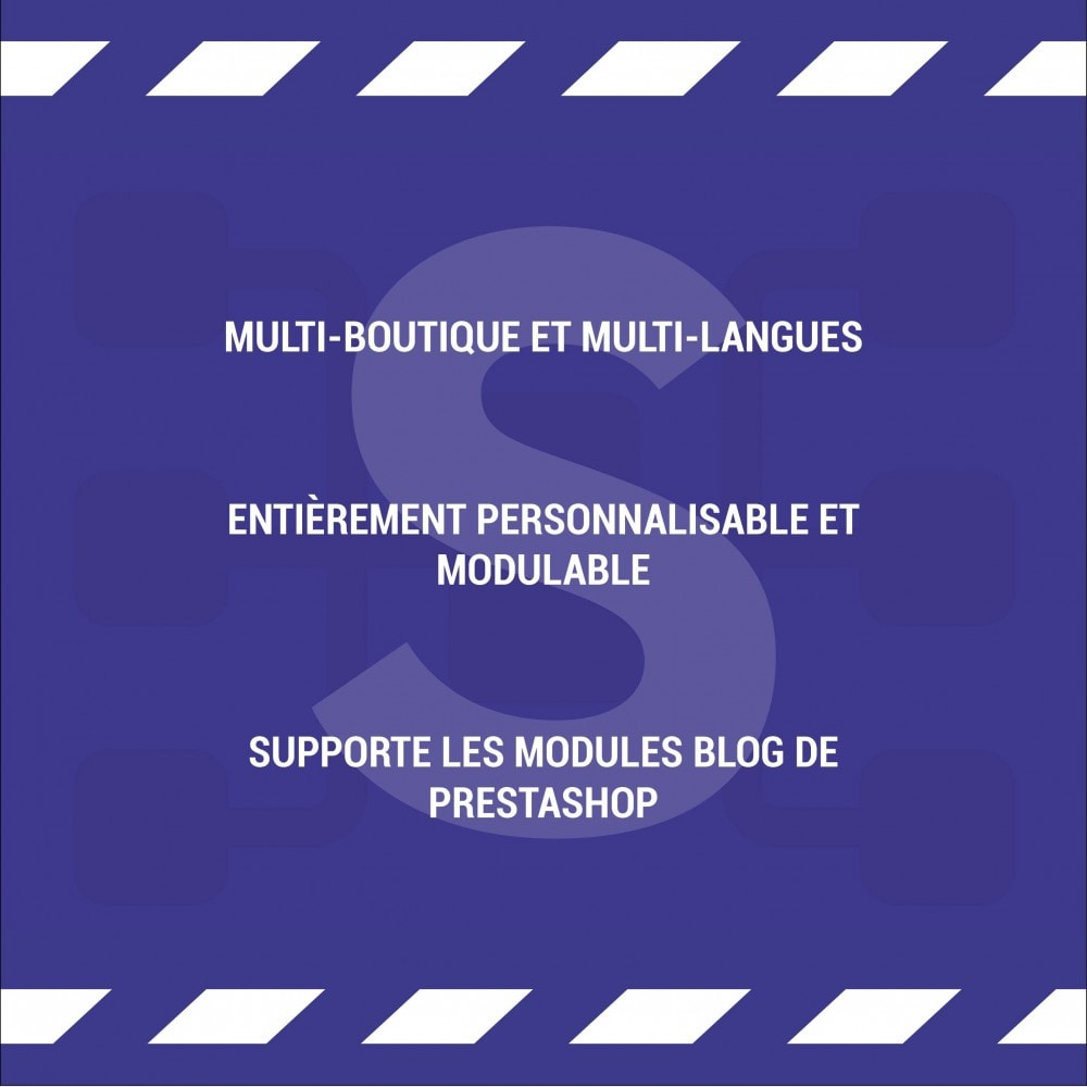 module - SEO (référencement naturel) - Sitemap Simple (Multiboutique, Multilangue et Blogs) - 7