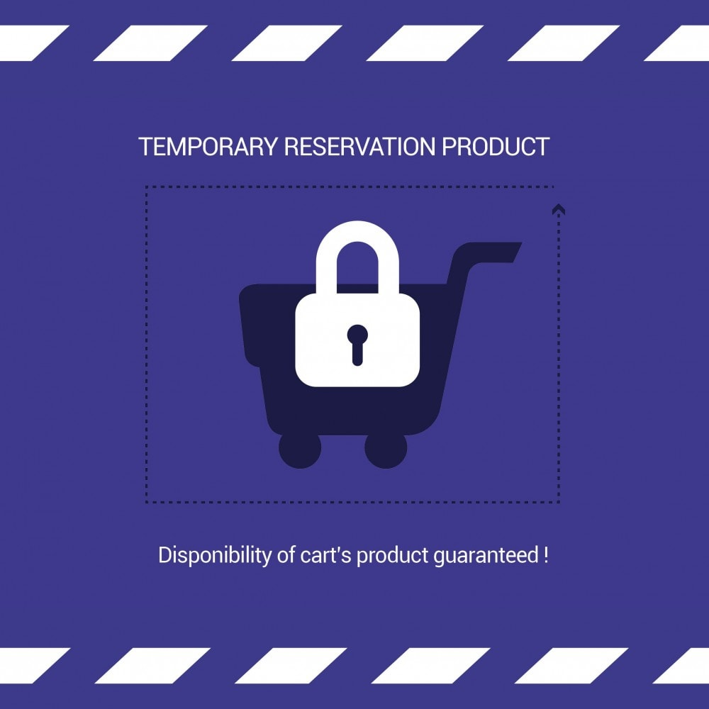 module - запасов и поставщиков - Temporary product reservation - Lonely Stock - 1