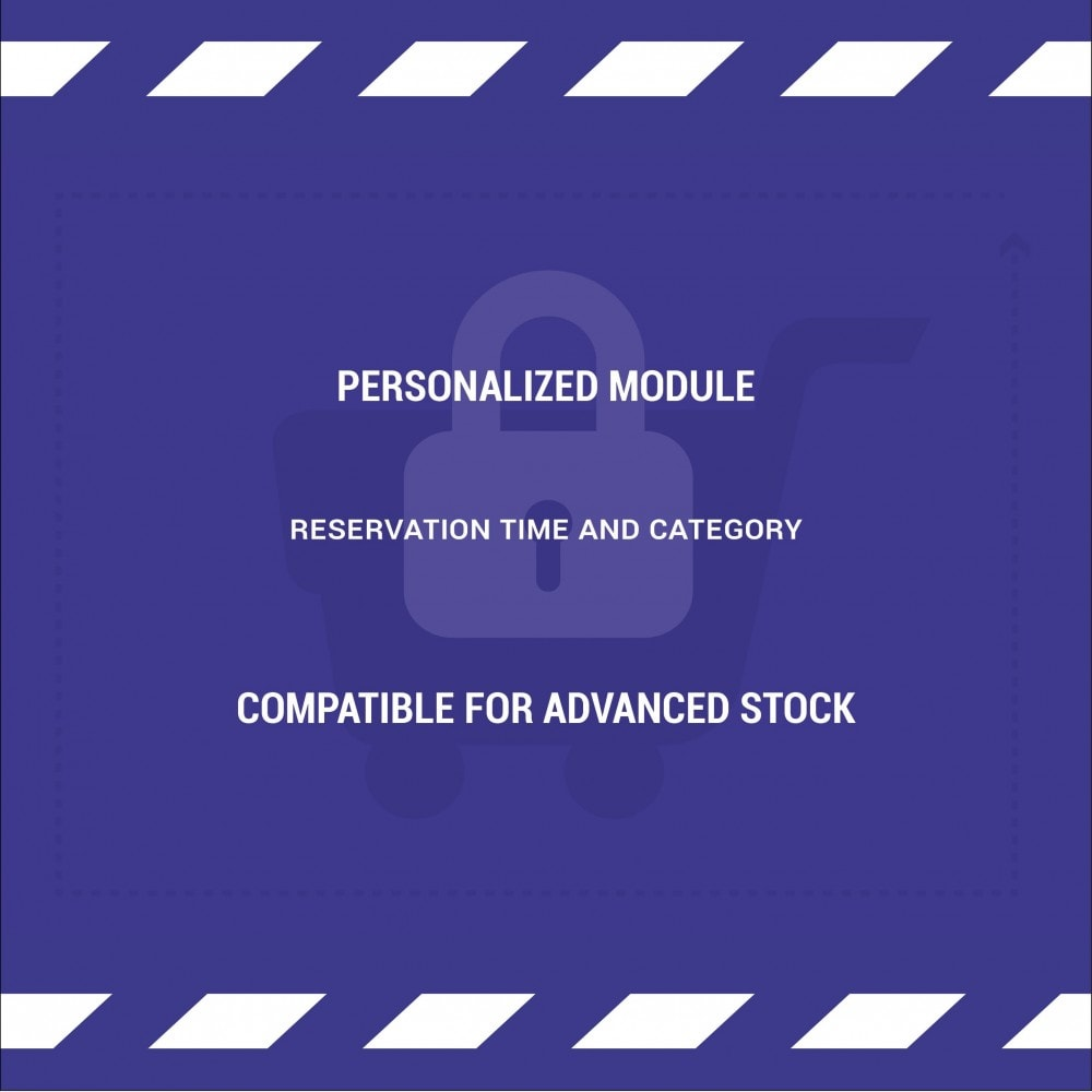 module - запасов и поставщиков - Temporary product reservation - Lonely Stock - 5