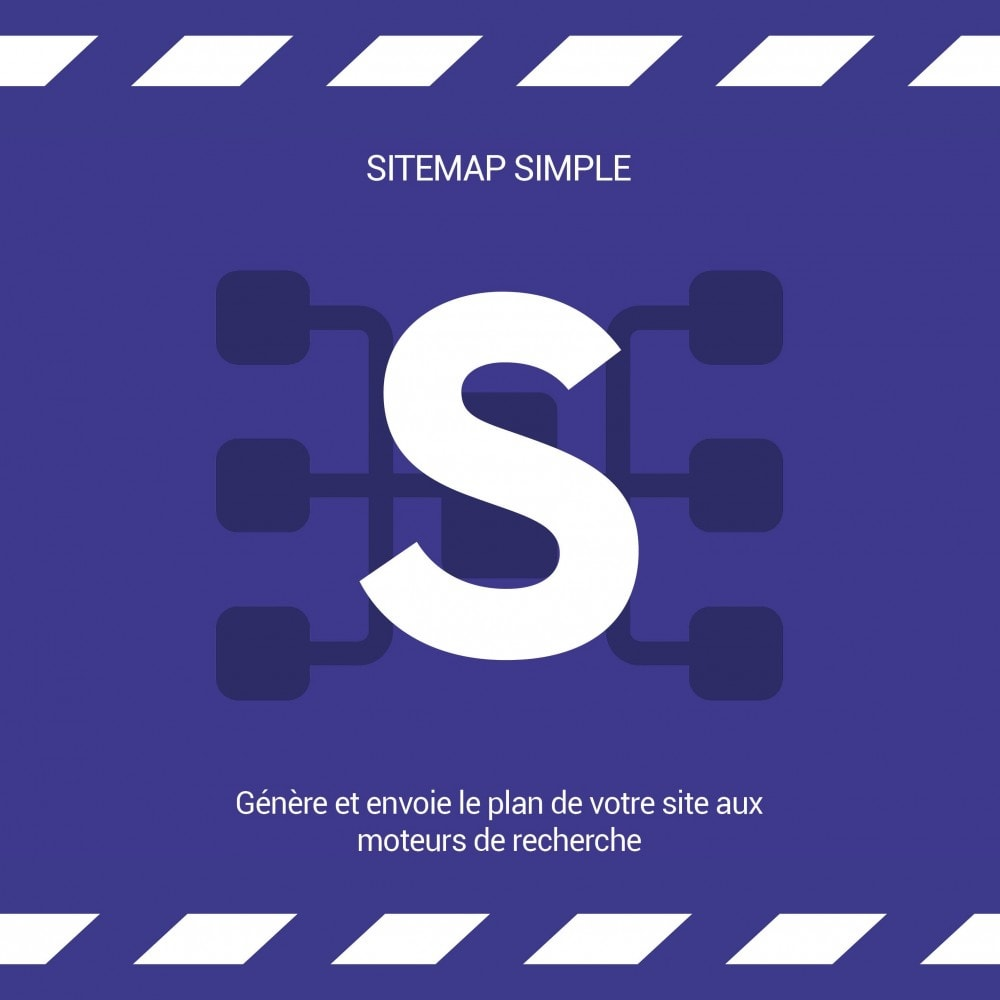 Sitemap: Sitemap Simple (Multishop, Multilang & Blogs)