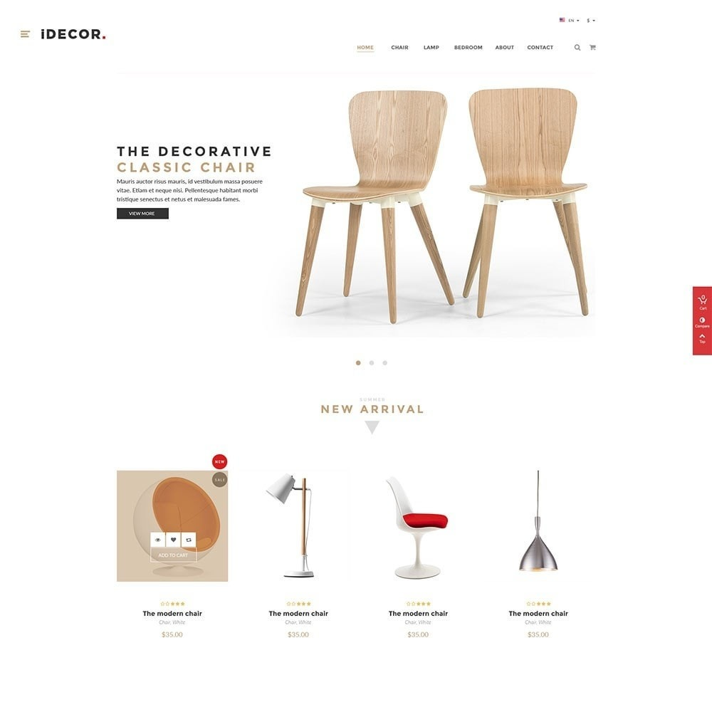 theme - Casa & Giardino - Idecor Furniture - 2