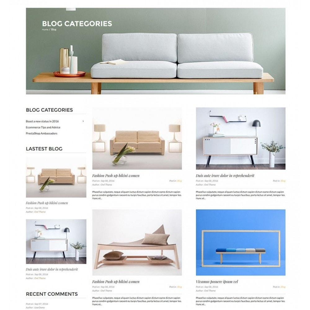 theme - Casa & Giardino - Idecor Furniture - 7