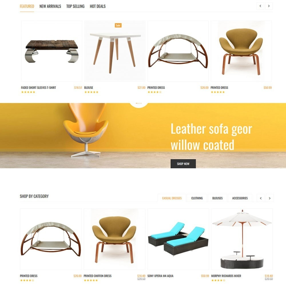 theme - Casa & Jardins - Interior Home Store - 3