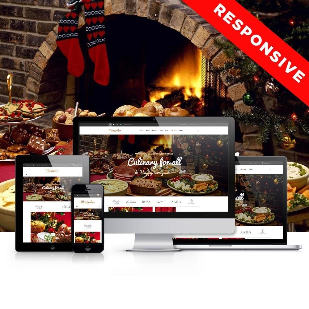 theme - Lebensmittel & Restaurants - Ap Clause - 1