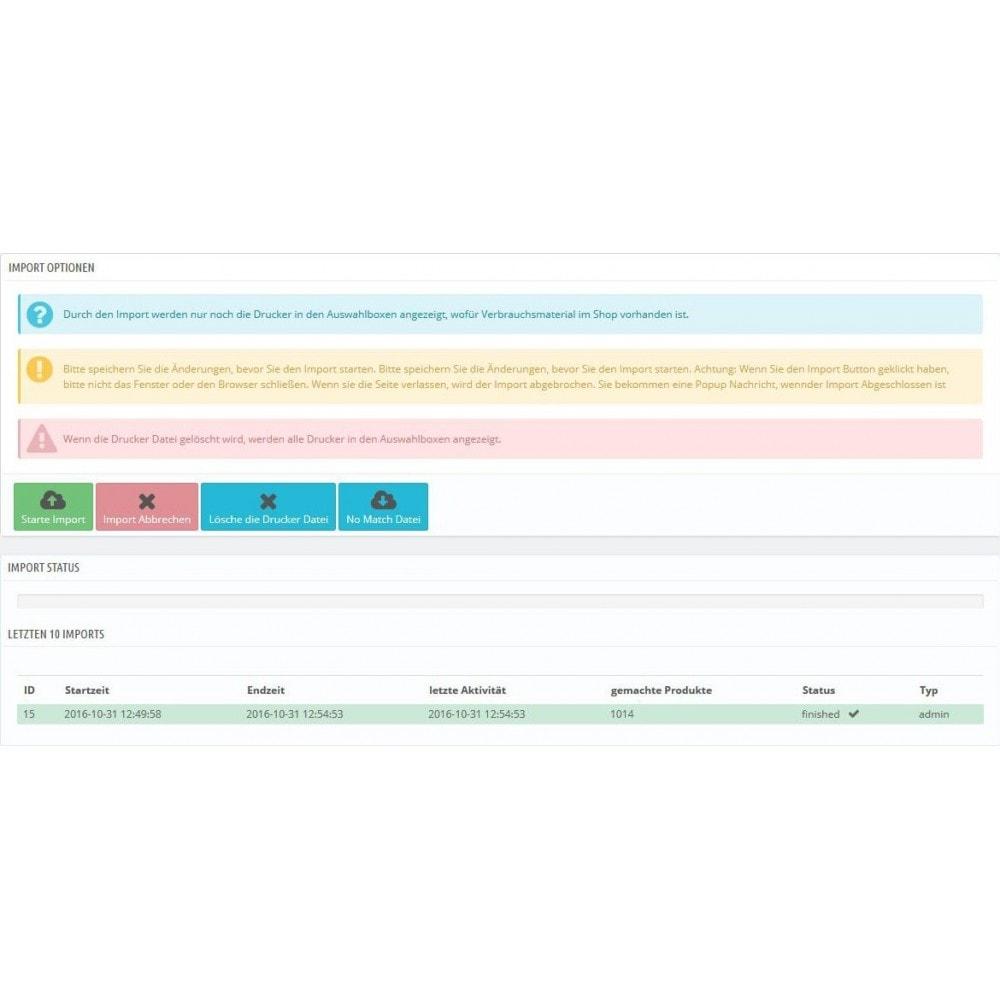 module - Suche & Filter - Tinten und Toner Finder (TopFINDER) - 12