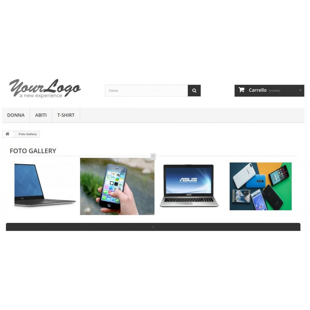 module - Slider & Gallerie - Responsive Photogallery MultiLayout - 3