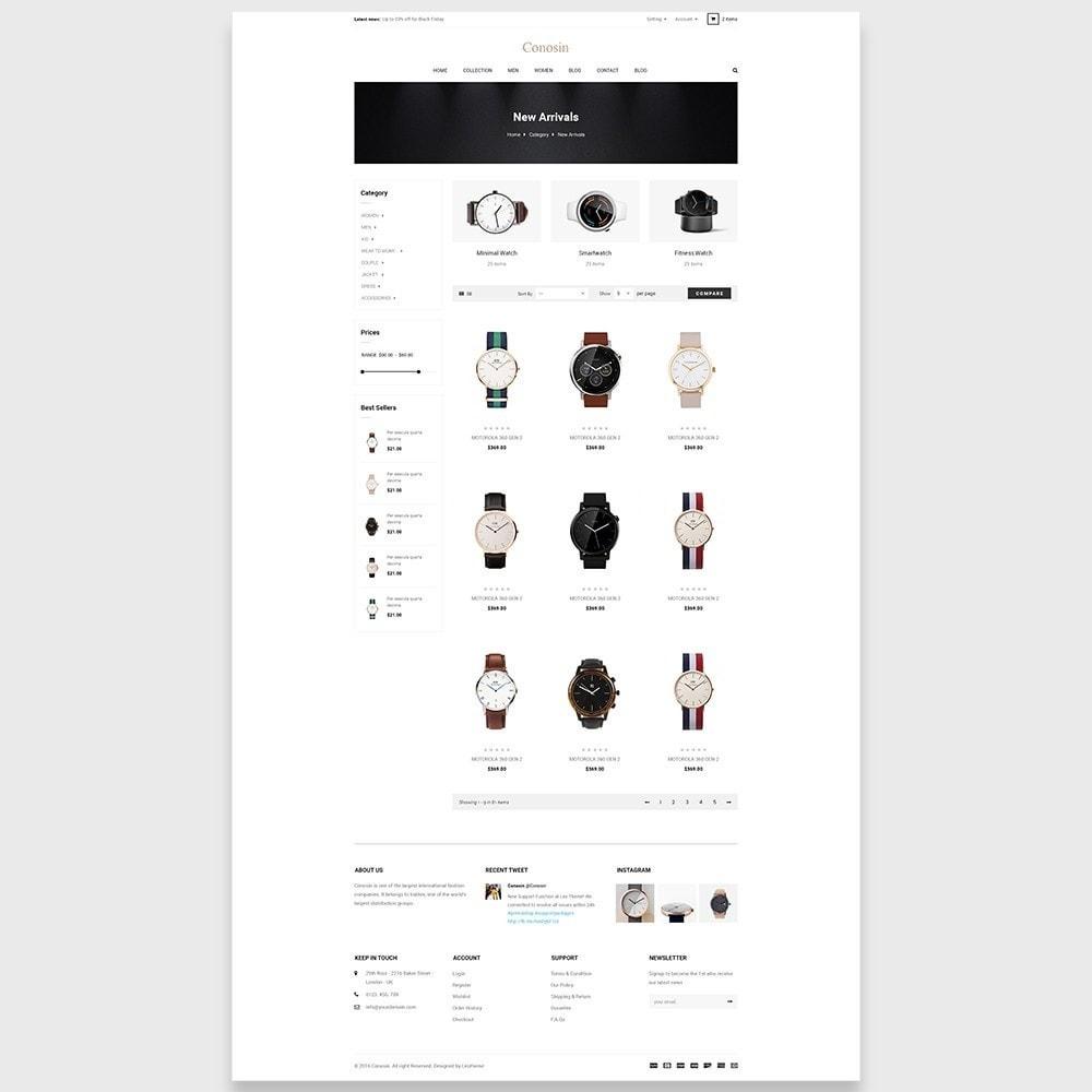 theme - Biżuteria & Akcesoria - Leo Conosin - 4
