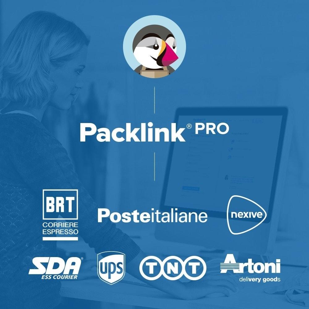 module - Spese di Spedizione - Spedizioni Packlink PRO - 1