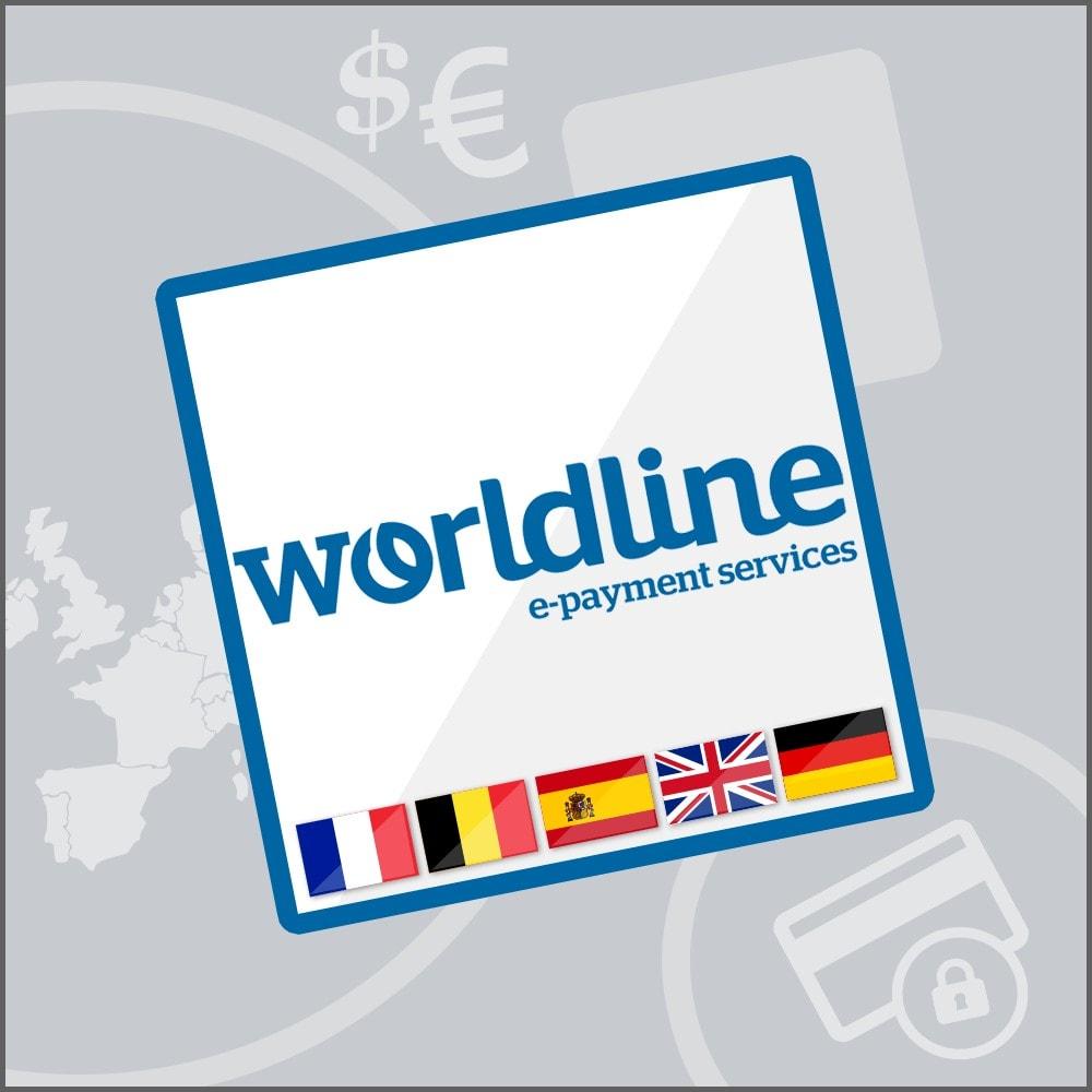 module - Оплата банковской картой или с помощью электронного кошелька - Sips 2.0 - Atos Worldline (1.5, 1.6 & 1.7) - 1