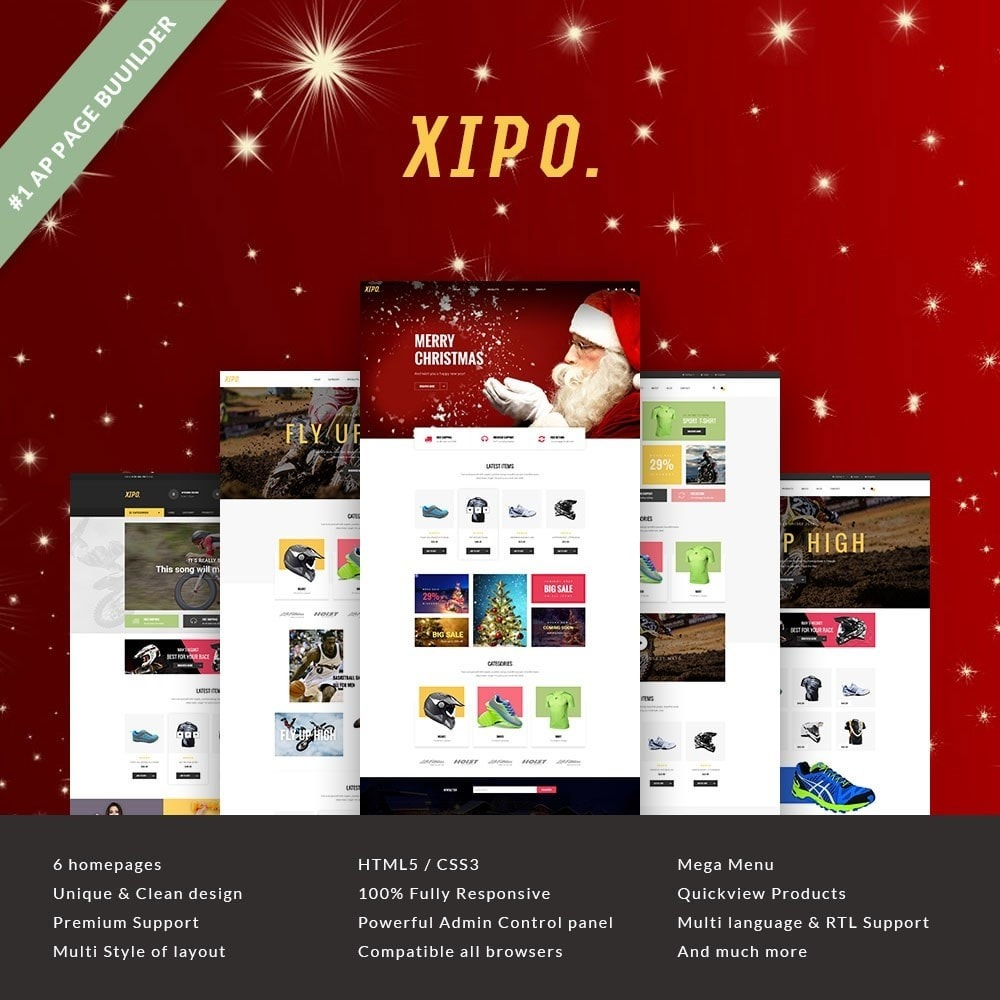 theme - Sports, Activities & Travel - Leo Xipo - 1