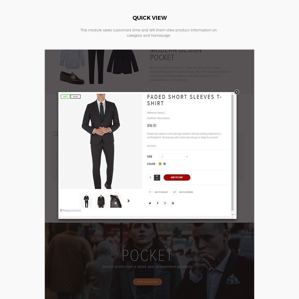 theme - Mode & Schoenen - Leo Suits Store - 5