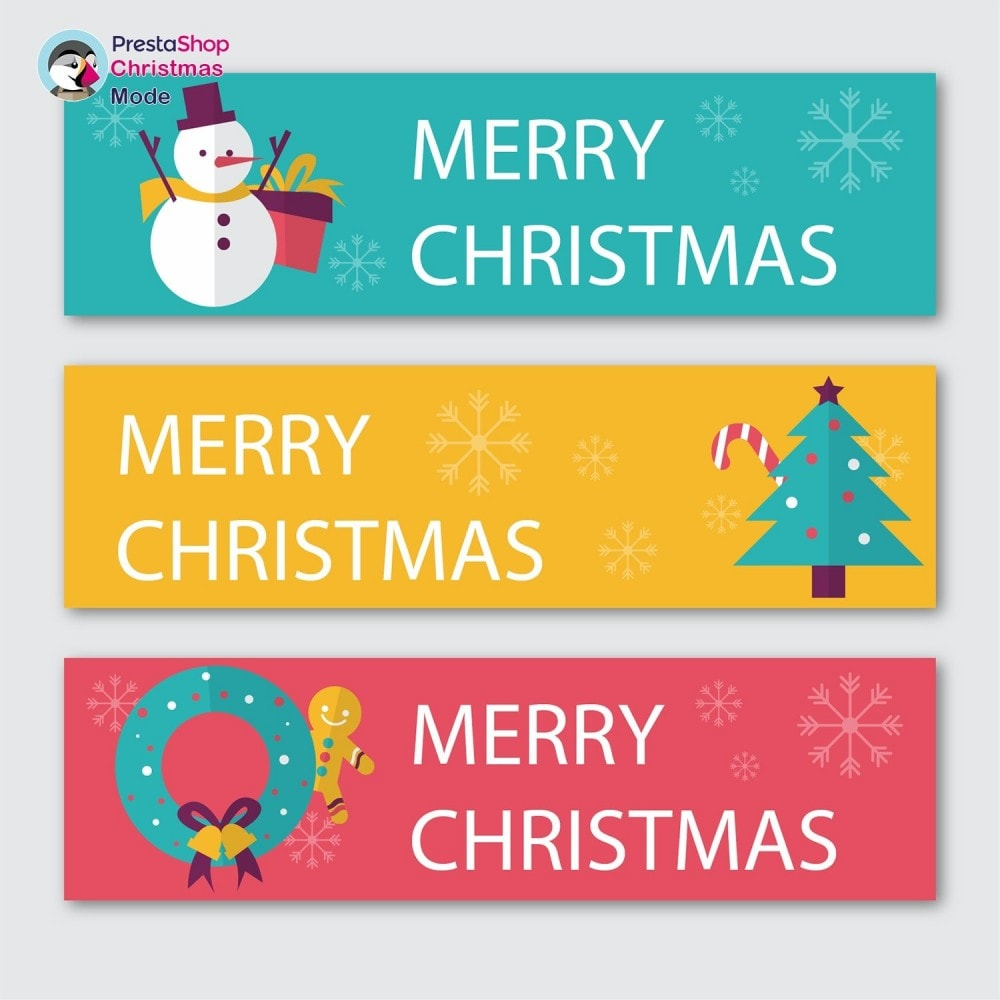 module - Individuelle Seitengestaltung - Christmas Mode - Shop design customizer - 9