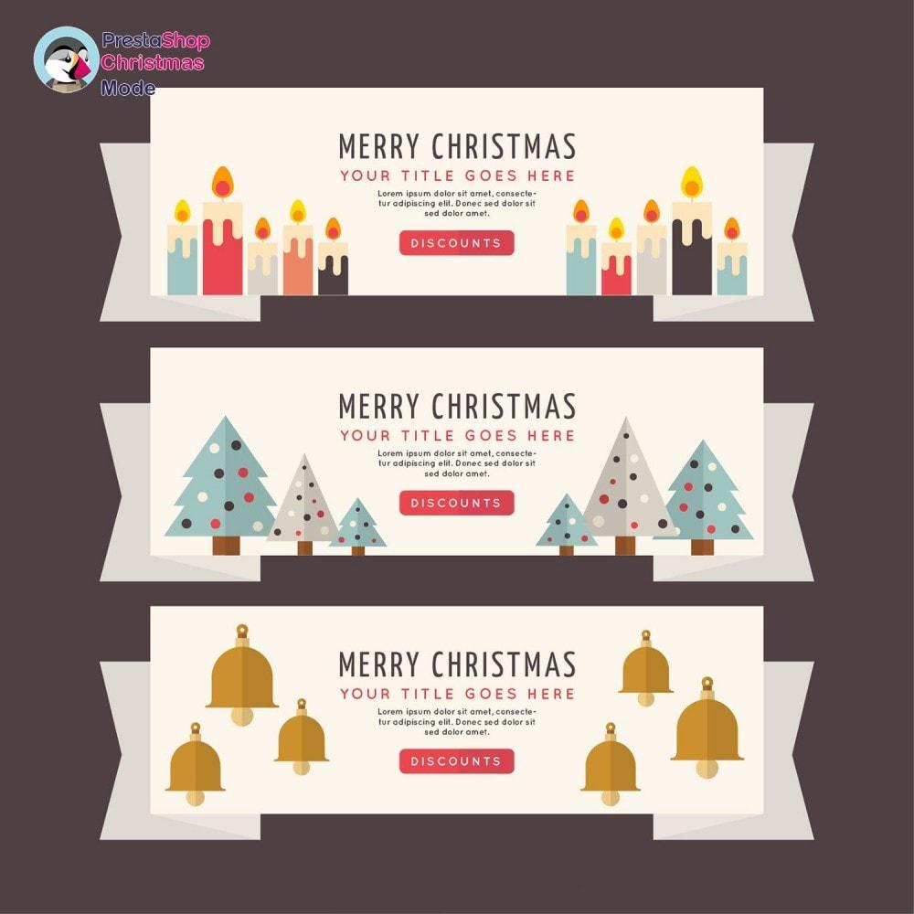 module - Individuelle Seitengestaltung - Christmas Mode - Shop design customizer - 16