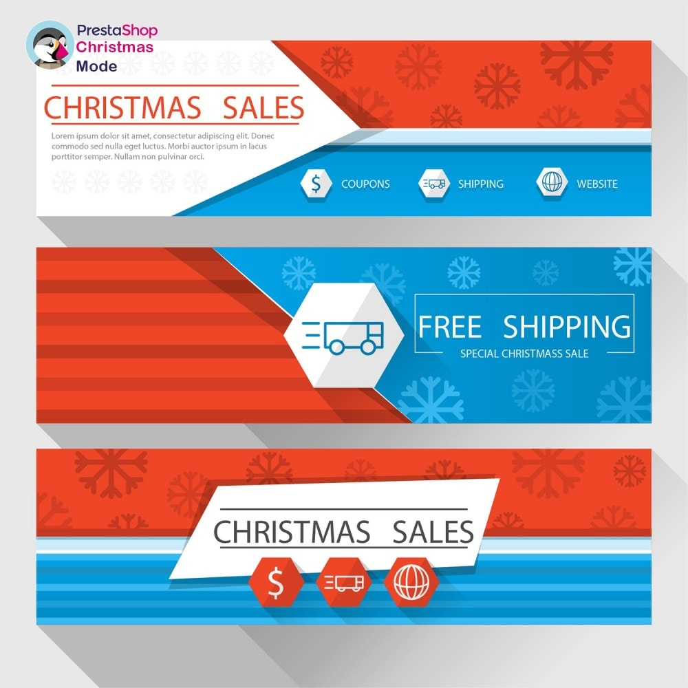 module - Individuelle Seitengestaltung - Christmas Mode - Shop design customizer - 21