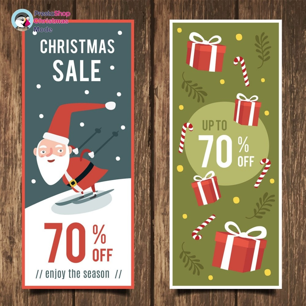 module - Individuelle Seitengestaltung - Christmas Mode - Shop design customizer - 23