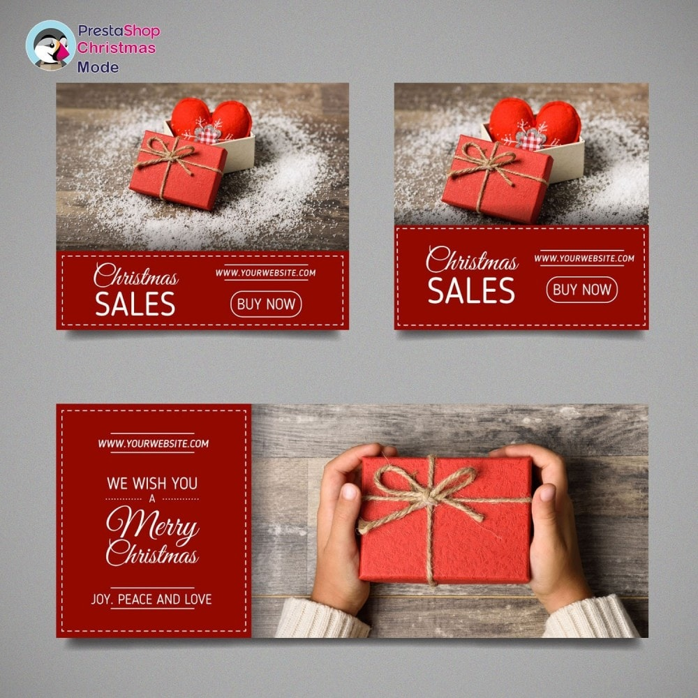 module - Individuelle Seitengestaltung - Christmas Mode - Shop design customizer - 28