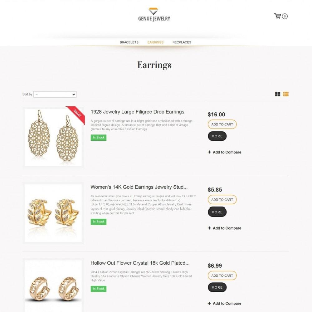 theme - Sieraden & Accessoires - genue jewelry - 3