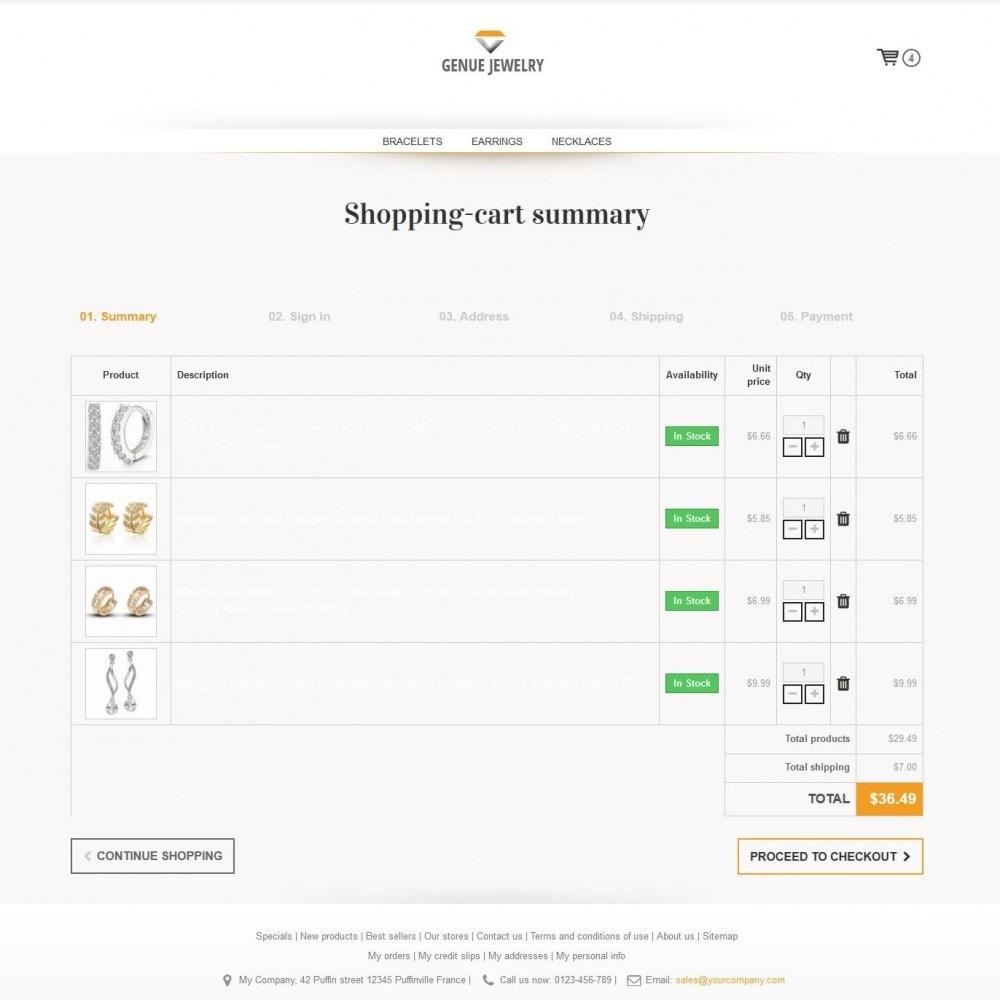 theme - Sieraden & Accessoires - genue jewelry - 4