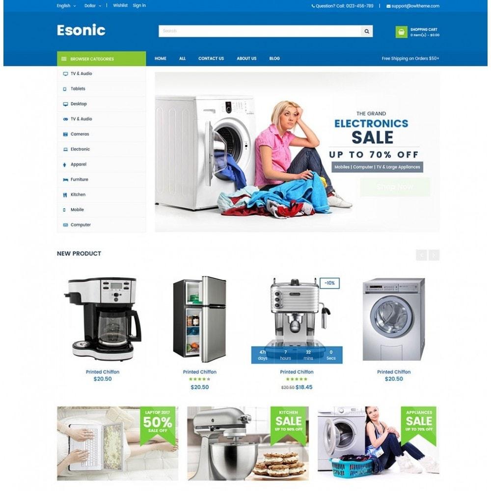theme - Home & Garden - Electronic Marketplaces - 2