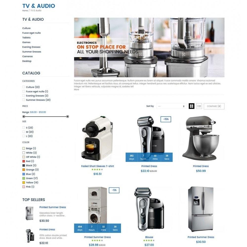 theme - Home & Garden - Electronic Marketplaces - 5