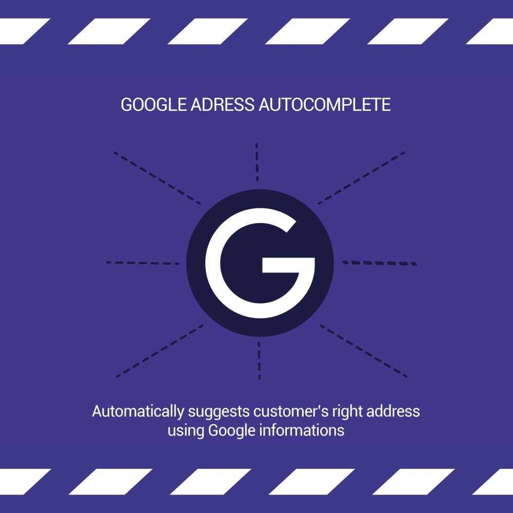 module - Registration & Ordering Process - Google Address Autocomplete - 2