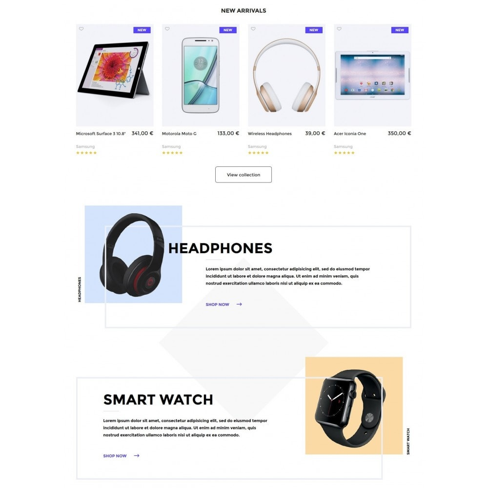 theme - Electronique & High Tech - DeltaON Store - 3