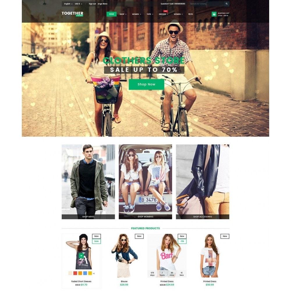 theme - Moda y Calzado - Together Fashion - 2