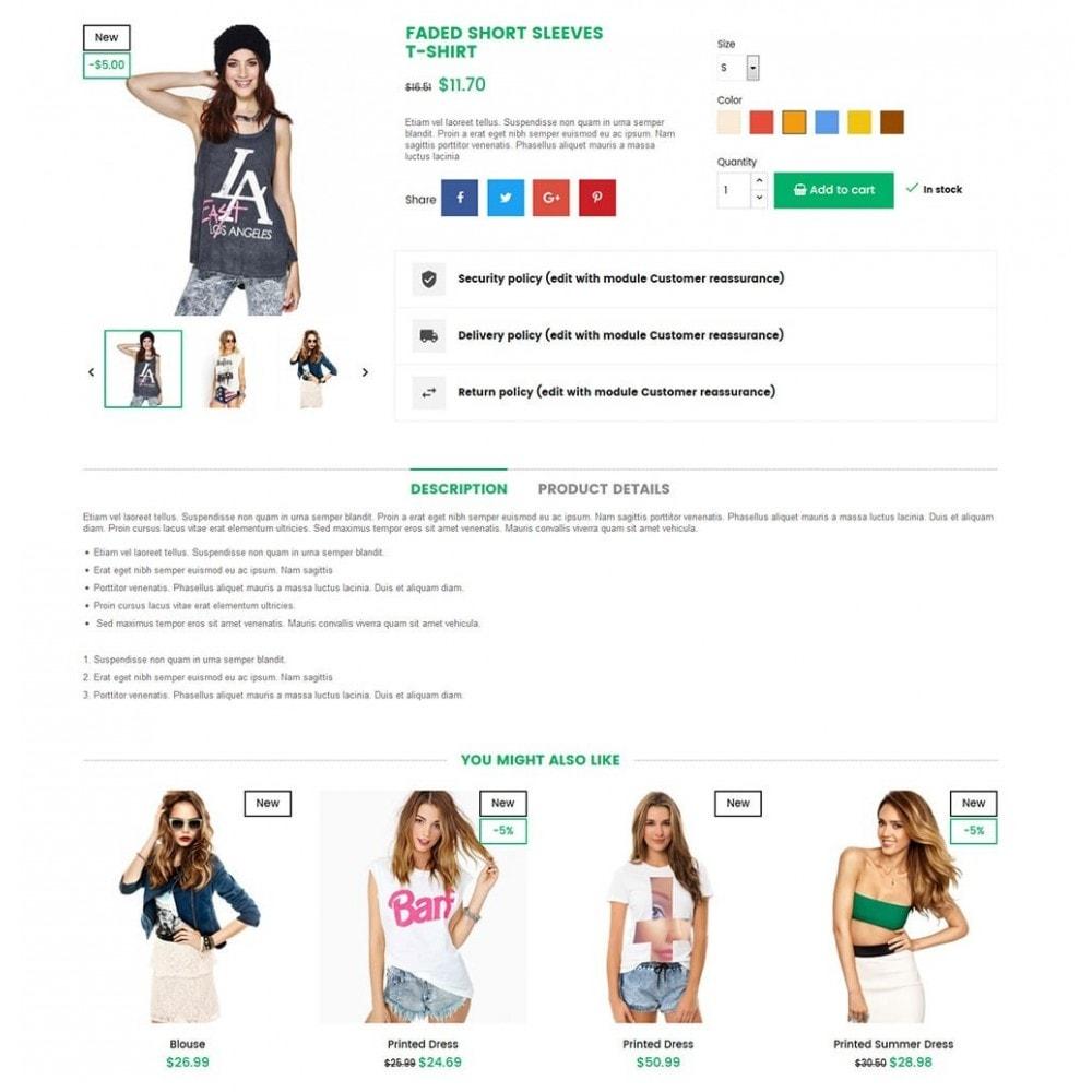 theme - Moda y Calzado - Together Fashion - 5