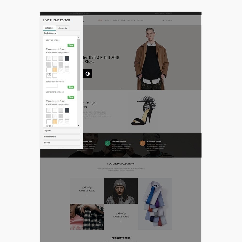 theme - Мода и обувь - Leo Loubou - 6