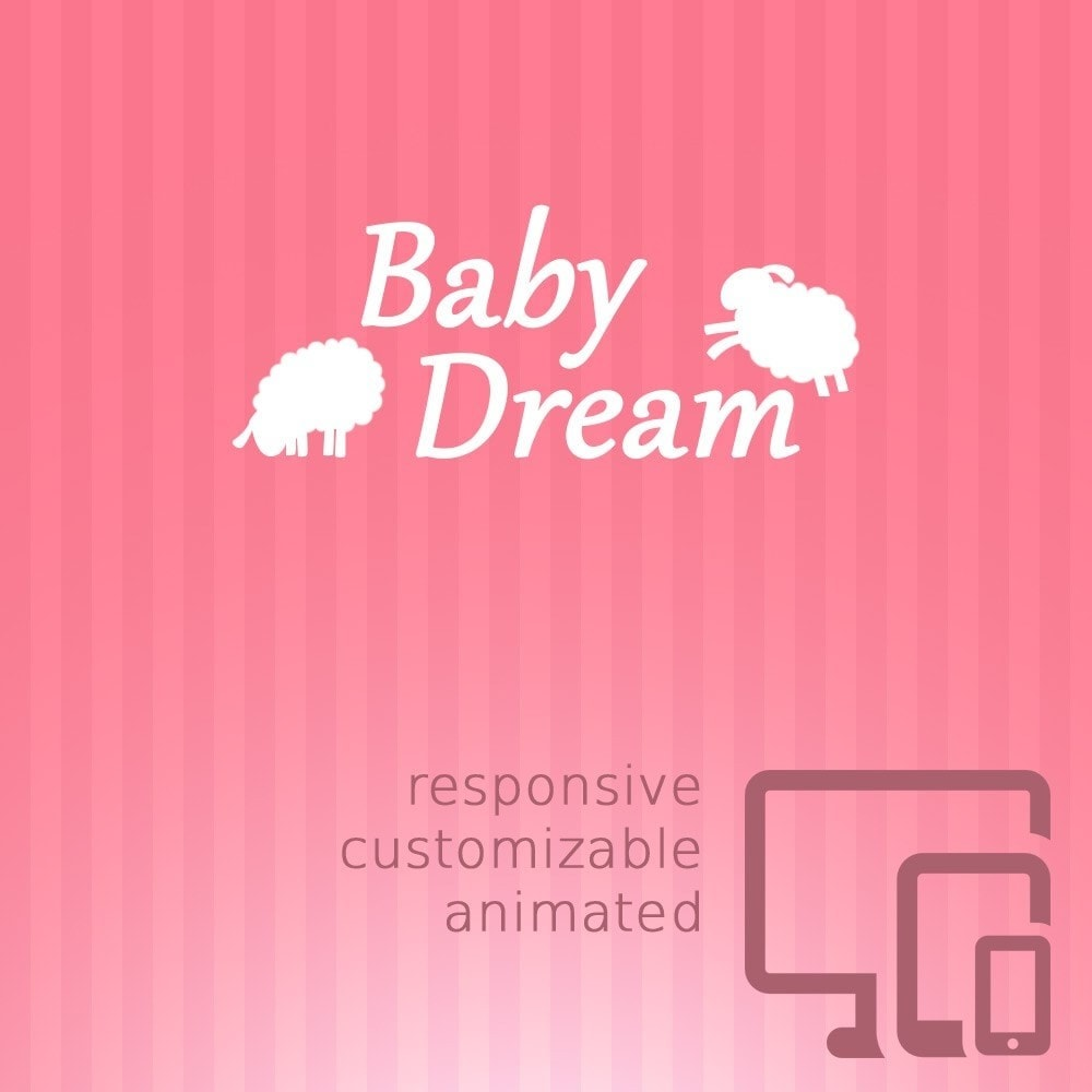 theme - Дети и Игрушки - Baby Dream - 1