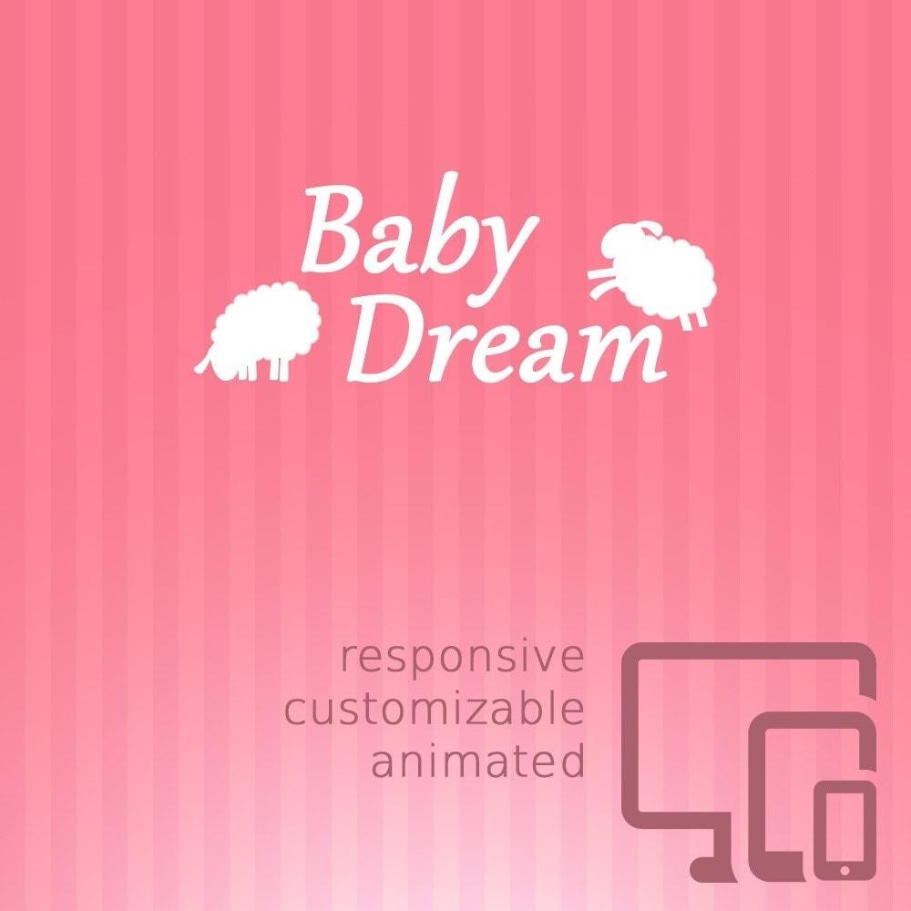 theme - Bambini & Giocattoli - Baby Dream - 1