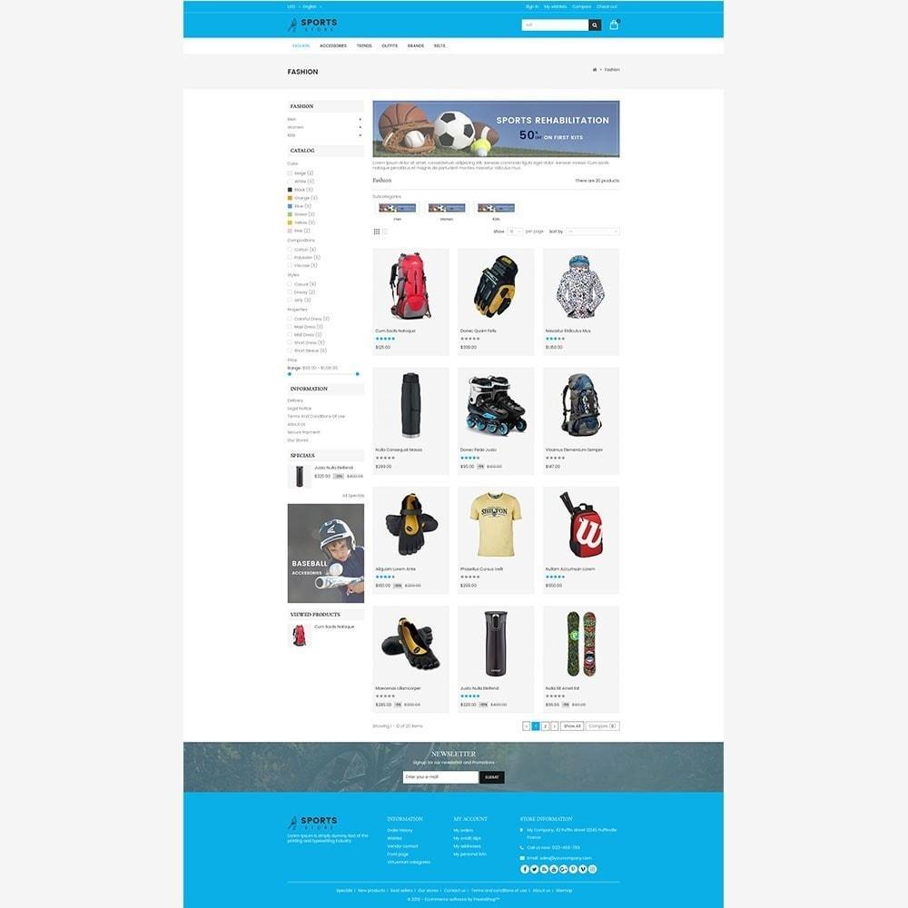 theme - Sport, Activiteiten & Reizen - Sports Store - 5