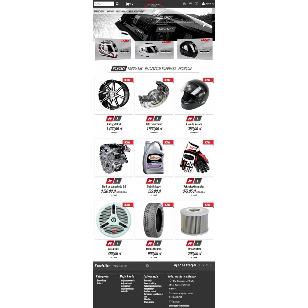 theme - Auto & Moto - Car Parts - 5