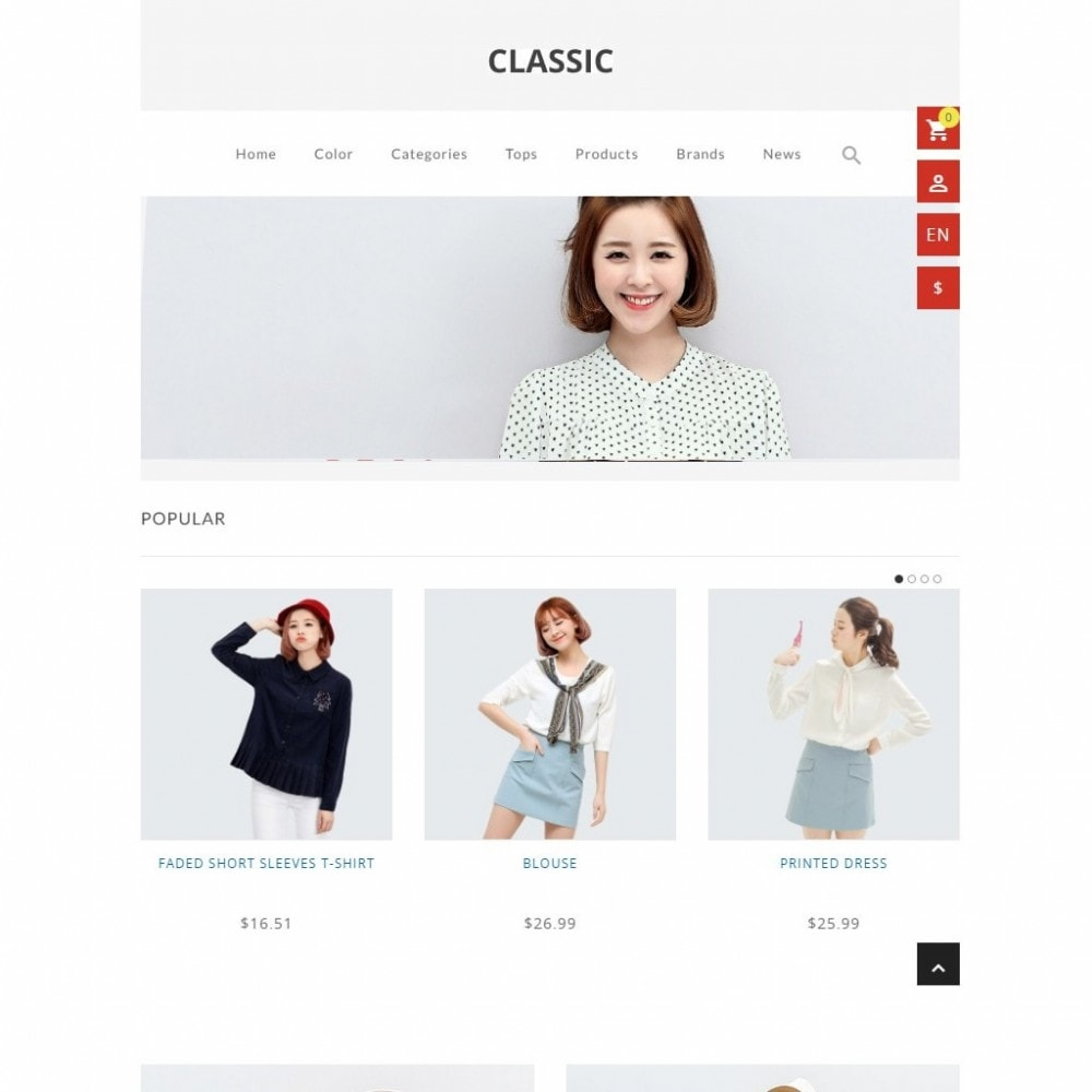 theme - Mode & Schoenen - Monura Clothing Store - 6