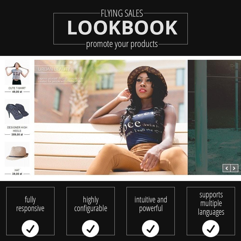module - Slidery & Galerie - Lookbooki produktów - piękna galeria - 1