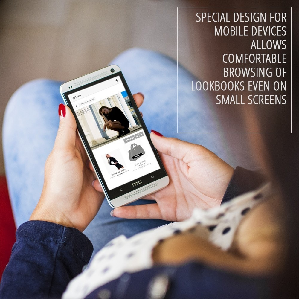 module - Slidery & Galerie - Lookbooki produktów - piękna galeria - 3