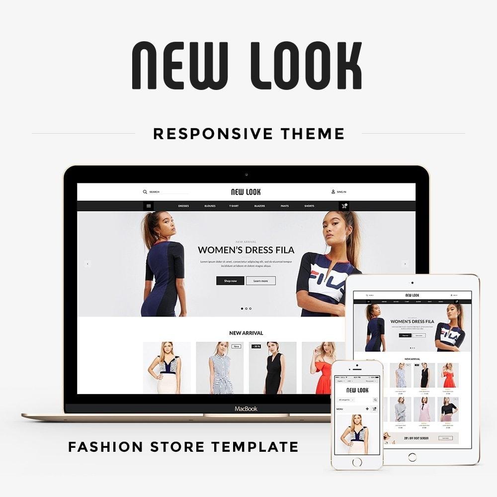 theme - Mode & Schuhe - New look  Fashion Store - 1