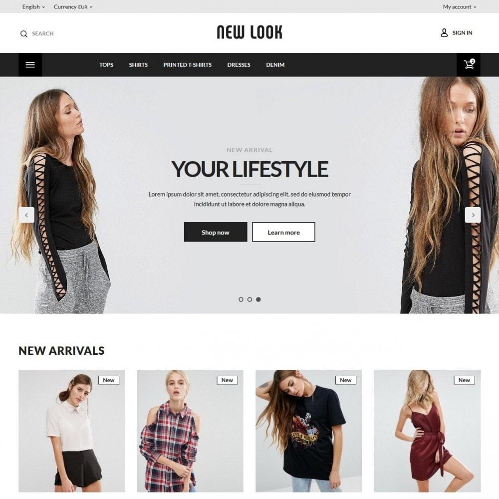 theme - Mode & Schuhe - New look  Fashion Store - 2