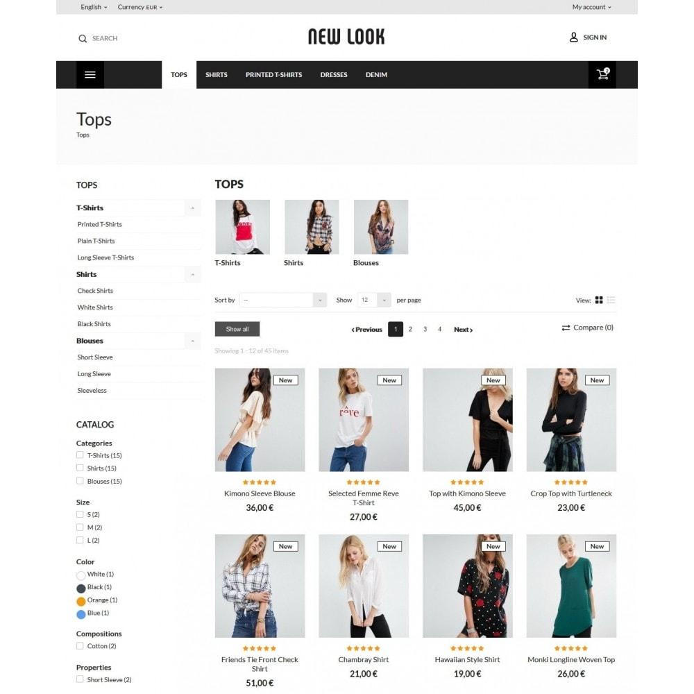 theme - Mode & Schuhe - New look  Fashion Store - 6