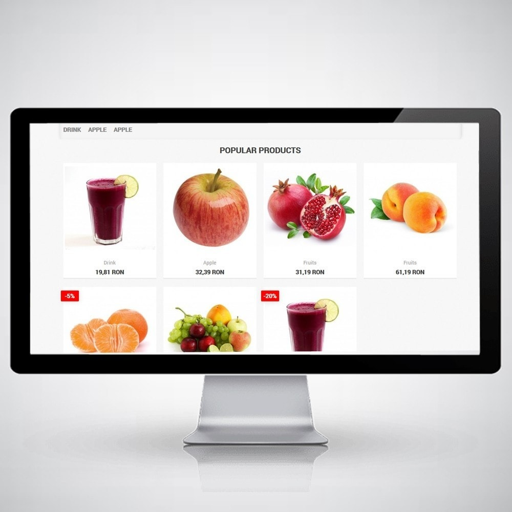 theme - Boissons & Tabac - Natural - Landing Page - 3