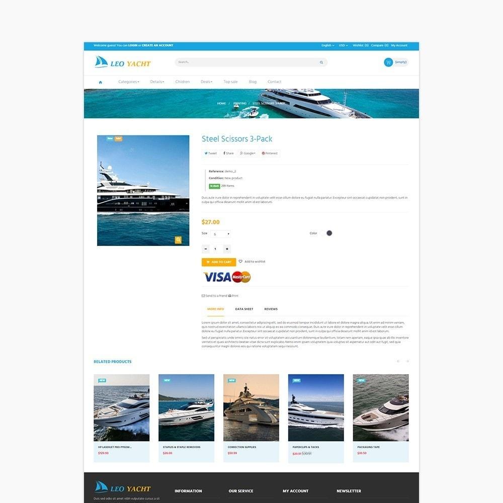 theme - Carros & Motos - Leo Yacht - 3