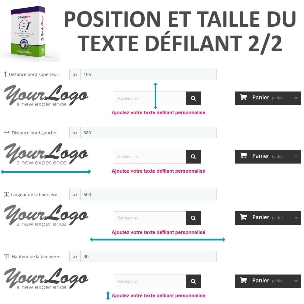bundle - Avis clients - Confiance - Rassurez vos Clients - 3 Modules - 6