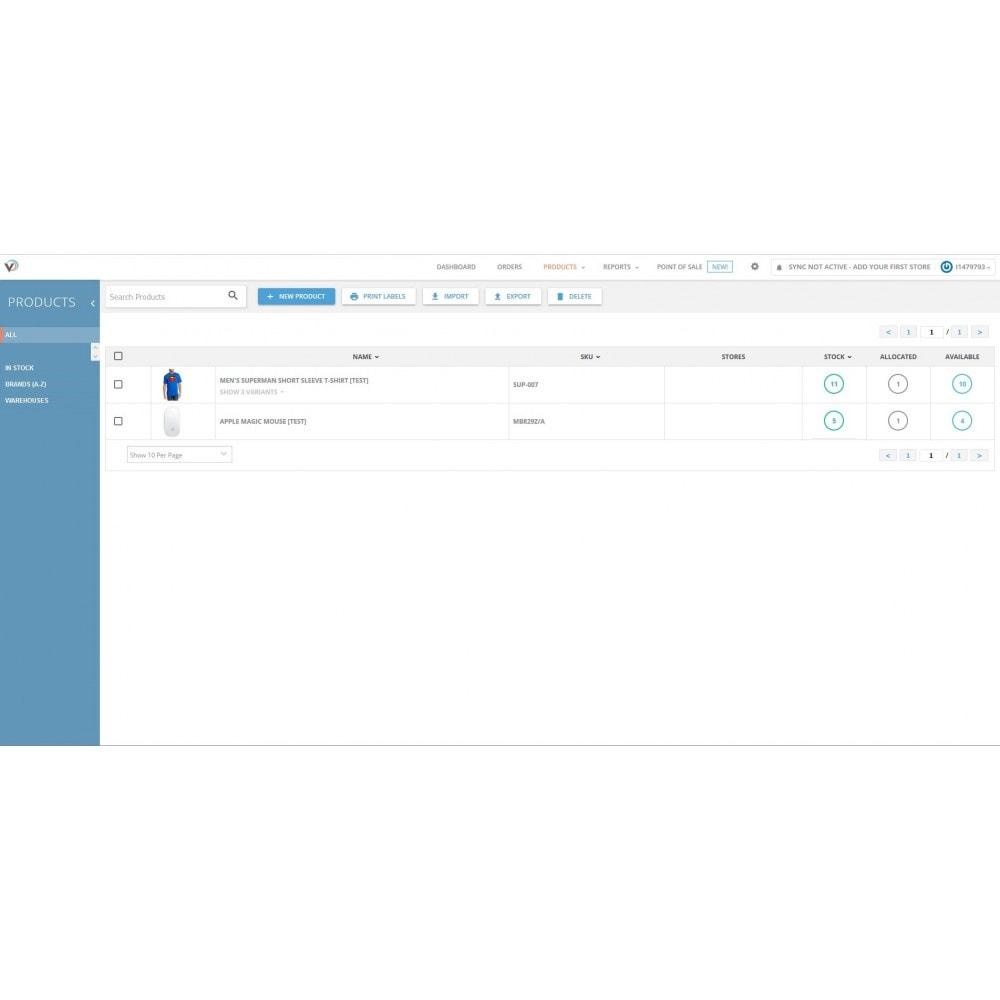 module - Gestión de Stock y de Proveedores - Veeqo Integrator - 3