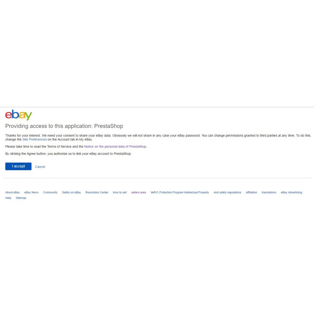 module - Marketplaces - eBay Marketplace Official - 3