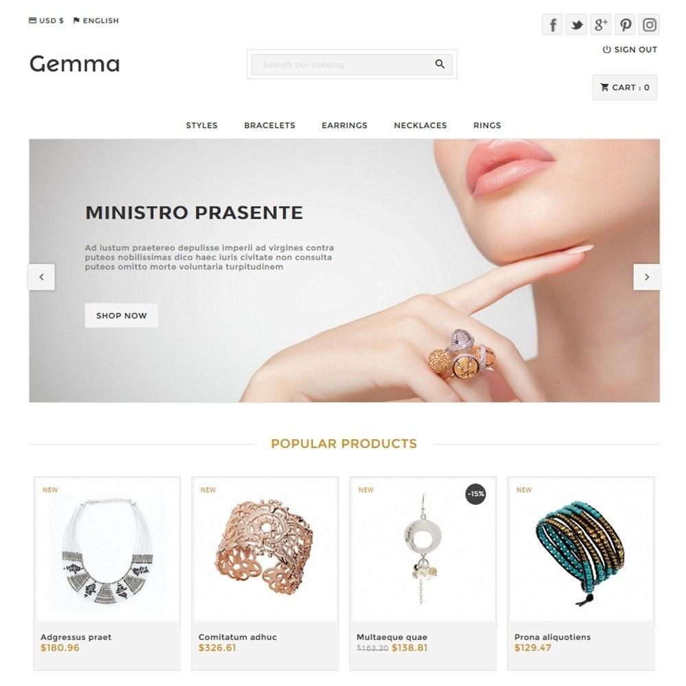 theme - Bijoux & Accessoires - Gemma - 1