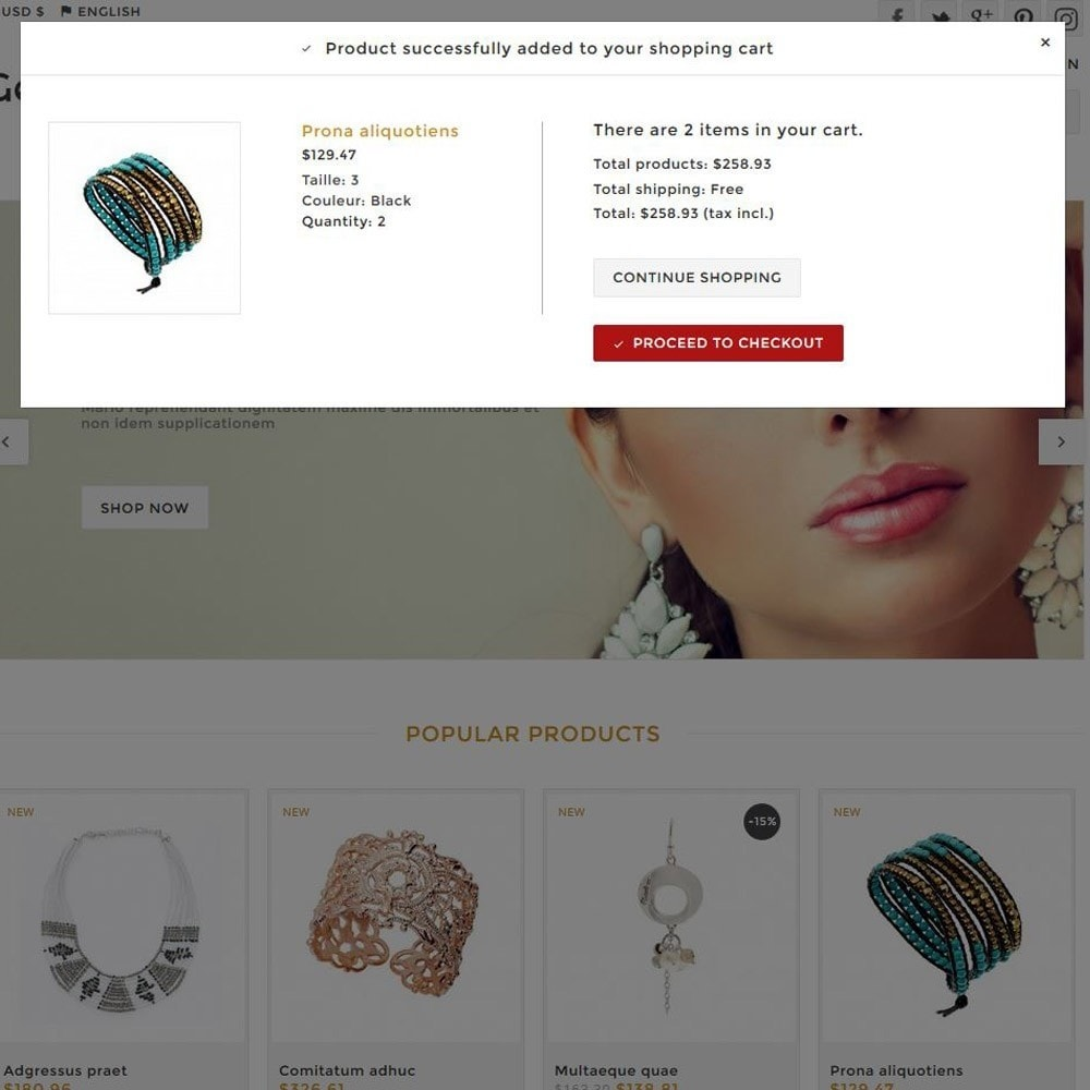 theme - Jewelry & Accessories - Gemma - 10