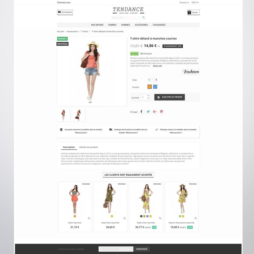 theme - Fashion & Shoes - Tendance - 4